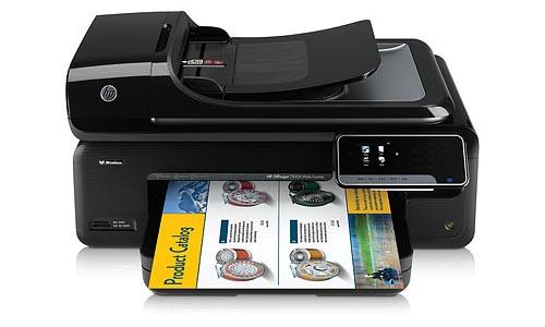 New printer or a logo?