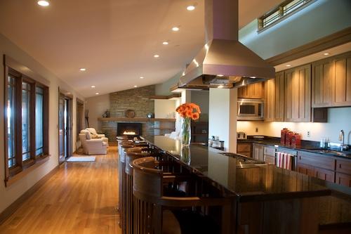 Kitchen with Nikkor 18-200mm VR