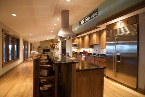 Kitchen with Tokina 11-16mm f/2.8