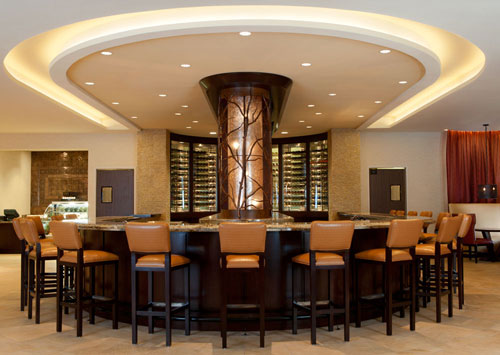 VINeleven Bar at the Napa Valley Marriott Hotel & Spa
